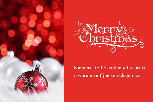 Wij Versturen Gratis Uw Kerstkaart Data Collectief
